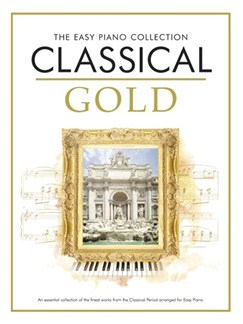 The Easy Piano Collection: Classical Gold Books | Piano