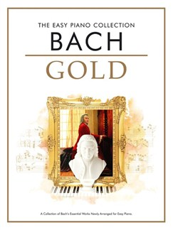 The Easy Piano Collection: Bach Gold Books | Piano