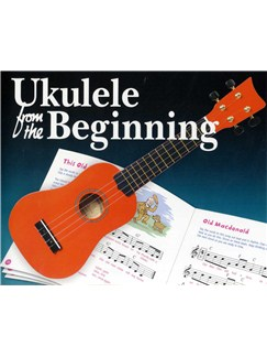 Ukulele From The Beginning Livre | Ukelele