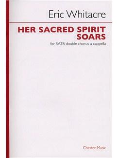 Eric Whitacre: Her Sacred Spirit Soars (SATB) Books | SSSSAATTBB