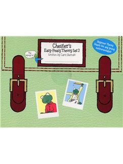 Chester's Easy-Peasy Theory Set 2 Books |