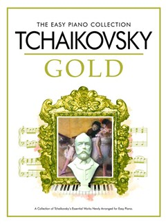The Easy Piano Collection: Tchaikovsky Gold Books | Piano