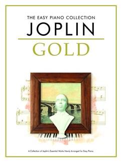 The Easy Piano Collection: Joplin Gold Books   Piano