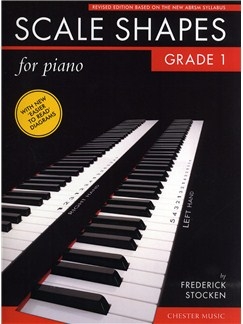 Frederick Stocken: Scale Shapes For Piano - Grade 1 (Revised Edition) Books | Piano