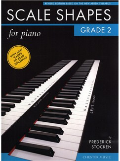 Frederick Stocken: Scale Shapes For Piano - Grade 2 (Revised Edition) Books | Piano