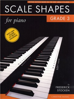 Frederick Stocken: Scale Shapes For Piano - Grade 3 (Revised Edition) Books | Piano