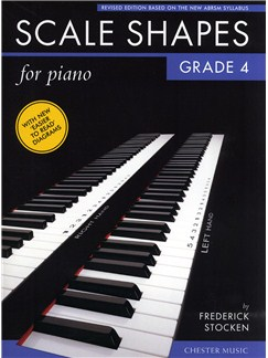 Frederick Stocken: Scale Shapes For Piano - Grade 4 (Revised Edition) Books | Piano