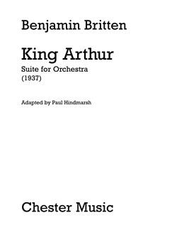 Benjamin Britten: King Arthur Books | Orchestra