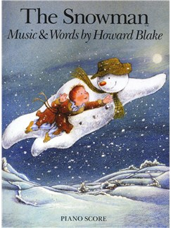 Howard Blake: The Snowman (Piano Score) Buch | Klavier, Gesang