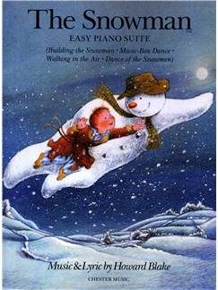 Howard Blake: The Snowman - Easy Piano Suite Books | Piano
