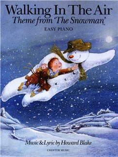 Howard Blake: Walking In The Air (The Snowman) - Easy Piano Books | Piano