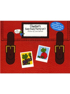 Chester's Easy-Peasy Theory Set 3 Books |