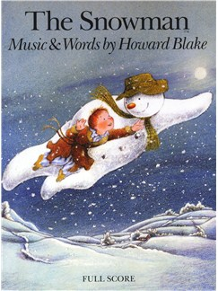 Howard Blake: The Snowman (Full Score) Books | Narrator, Boy Soprano, Orchestra