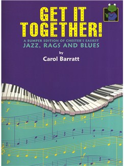 Carol Barratt: Get It Together! Books | Piano