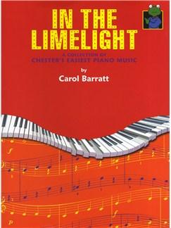 Carol Barratt: In The Limelight! Books | Piano