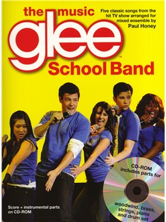 Glee: The Music - School Band Books and CD-Roms / DVD-Roms | Ensemble, Orchestra