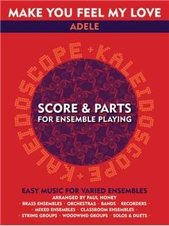 Kaleidoscope: Make You Feel My Love Books | Ensemble