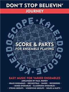 Kaleidoscope: Don't Stop Believin' Books | Ensemble