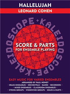Kaleidoscope: Hallelujah Books | Ensemble