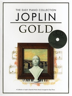 The Easy Piano Collection: Joplin Gold (CD Edition) Books and CDs | Piano