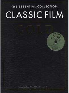 The Essential Collection: Classic Film Gold (CD Edition) Books and CDs | Piano
