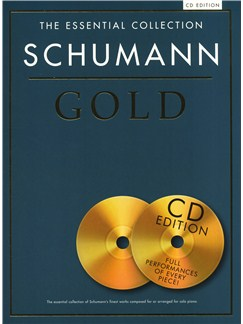 The Essential Collection: Schumann Gold (CD Edition) Books and CDs | Piano