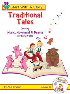 Start With A Story - Traditional Tales Books and CDs | Melody Line, Lyrics & Chords