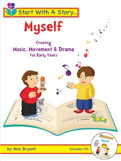Start With A Story - Myself Books and CDs | Melody Line, Lyrics & Chords