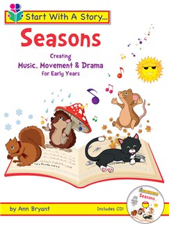 Start With A Story - Seasons Books and CDs | Melody Line, Lyrics & Chords