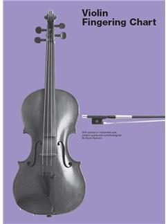 Violin Fingering Chart  | Violin
