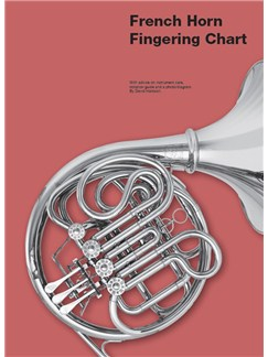 French Horn Fingering Chart    French Horn