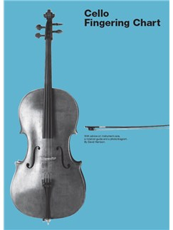 Cello Fingering Chart  | Cello