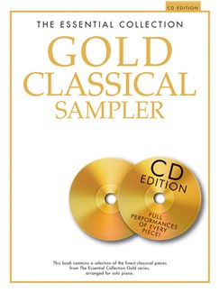 The Essential Collection: Gold Classical Sampler Books and CDs | Piano
