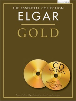 The Essential Collection: Elgar Gold (CD Edition) Books and CDs | Piano
