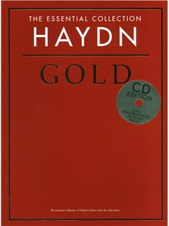 The Essential Collection: Haydn Gold (CD Edition) Books and CDs | Piano