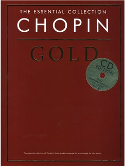 The Essential Collection: Chopin Gold (CD Edition) Books and CDs | Piano