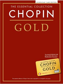 The Essential Collection: Chopin Gold (Book/Audio Download) Audio Digitale et Livre | Piano