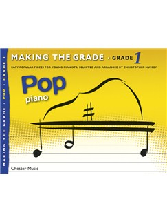 Making The Grade: Pop Piano (Grade 1) Books | Piano