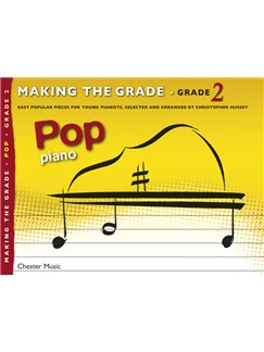Making The Grade: Pop Piano (Grade 2) Books | Piano