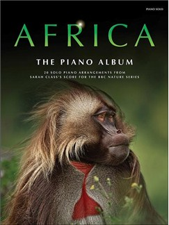 Africa: The Piano Album Books | Piano