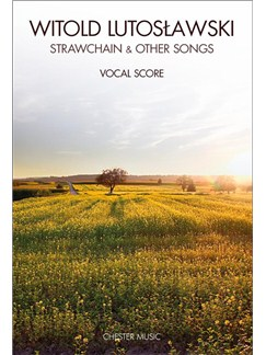 Witold Lutoslawski: Strawchain & Other Songs Books | 2-Part Choir, Piano Accompaniment