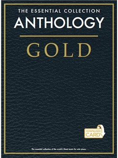 The Essential Collection: Anthology Gold (Book/Audio Download) Books | Piano