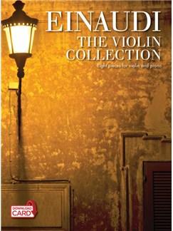 Ludovico Einaudi: The Violin Collection Books and Digital Audio | Violin, Piano Accompaniment