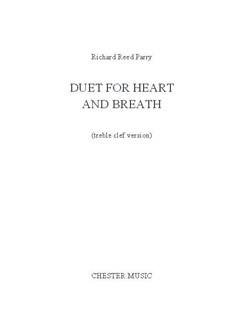 Richard Reed Parry: Duet For Heart And Breath (Treble Clef Version) Books | Viola, Piano Accompaniment
