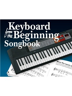 Keyboard From The Beginning: Songbook Books | Keyboard