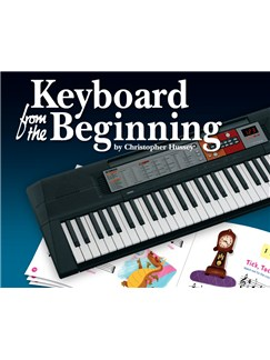 Keyboard From The Beginning (Book) Books | Keyboard
