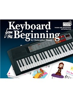 Keyboard From The Beginning (Book/Audio Download) Books and Digital Audio | Keyboard