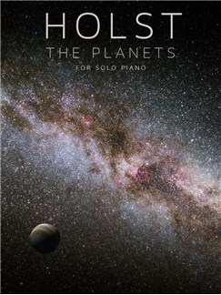 Holst: The Planets Books | Piano