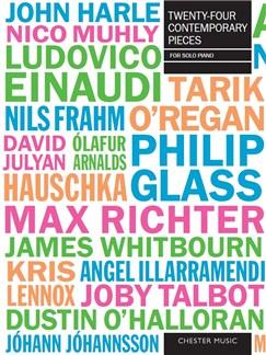 Twenty-Four Contemporary Pieces For Solo Piano Books | Piano