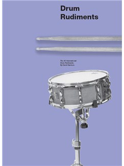 Snare Drum Rudiments Chart  | Drums